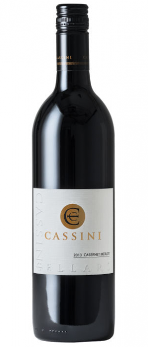 Cassini Cellars 2013 Cabernet Merlot  Bottle