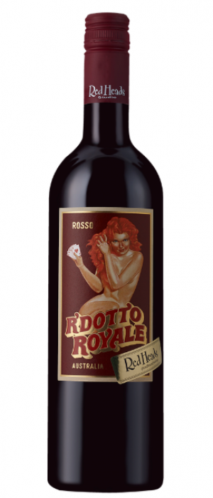 RedHeads Wine 2017 R'dotto Royale | Red Wine