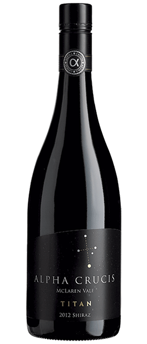 Alpha Crucis Wines Titan | Red Wine