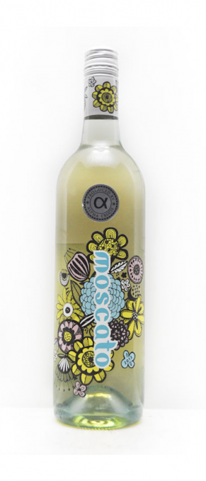 Chalk Hill Wines 2013 Moscato Bottle