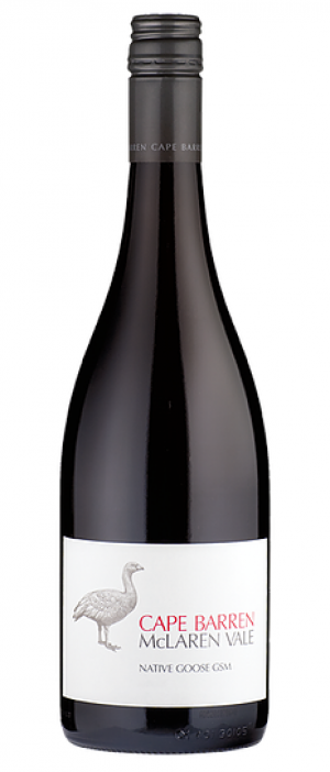 Cape Barren Native Goose 2013 GSM | Red Wine