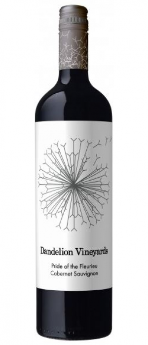 Dandelion Vineyards Pride of the Fleurieu 2013 Cabernet Sauvignon Bottle