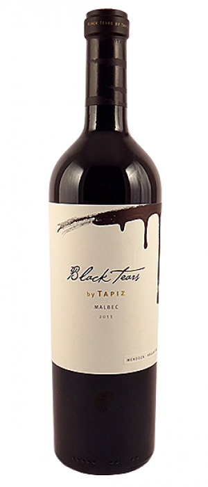 Tapiz 2011 Black Tears Bottle