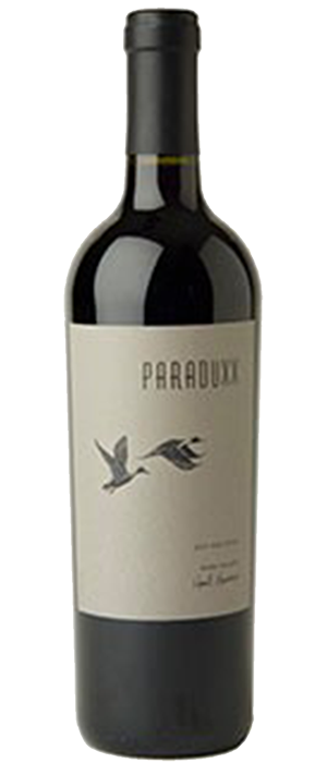 Paraduxx Howell Mountain Napa Valley Red Wine Bottle