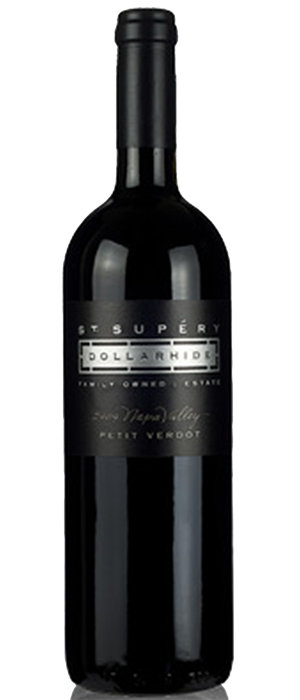Dollarhide Estate Vineyard Petit Verdot Bottle