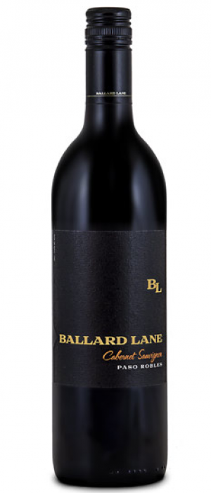 Ballard Lane 2013 Cabernet Sauvignon Bottle