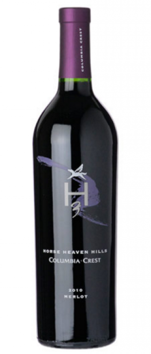 Columbia Crest H3 2010 Merlot | Red Wine