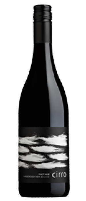 Cirro Wines 2013 Pinot Noir Bottle