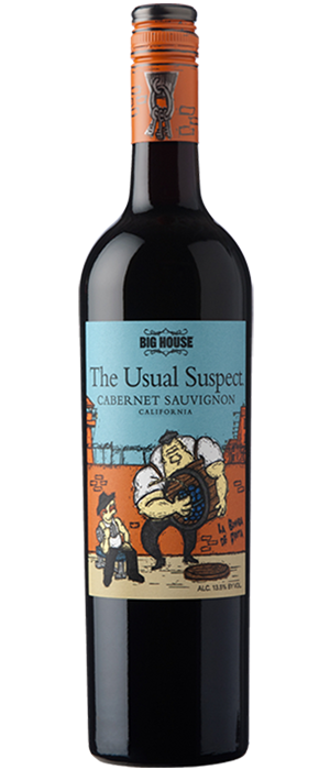 The Usual Suspect® Bottle