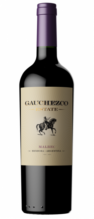 Gauchezco Estate Malbec Bottle