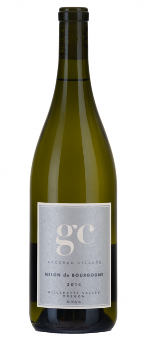Grochau Cellars 2017 Melon de Bourgogne | White Wine