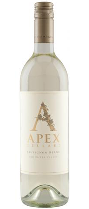 Apex Cellars Sauvignon Blanc Bottle