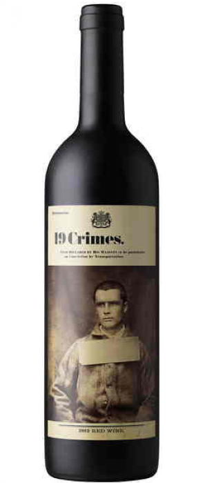 19 Crimes Grenache blend | Red Wine