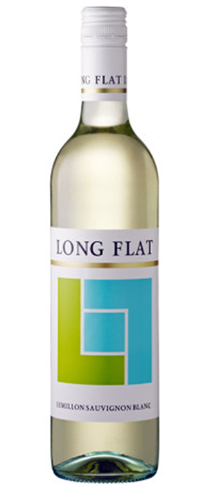 Long Flat 2011 Sauvignon Blanc blend Bottle