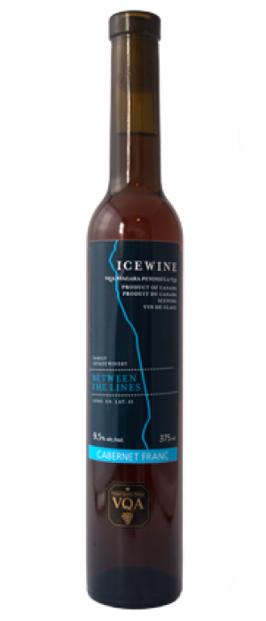 Between The Lines Winery 2016 Cabernet Franc Icewine   Red Wine