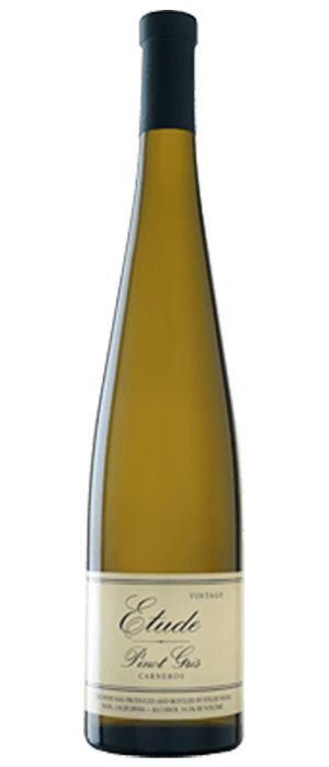 Etude Pinot Gris Carneros Bottle