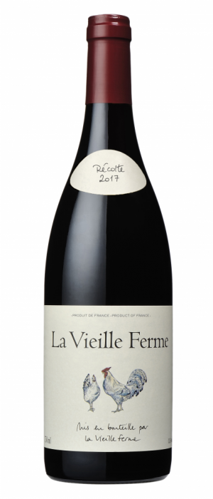 La Vieille Ferme 2017 Red | Red Wine