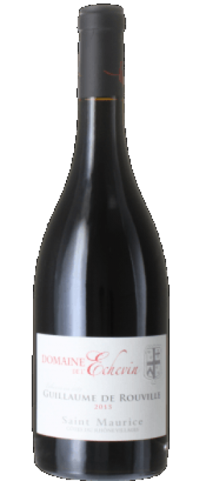 Domaine L'Echevin 2016 Guillaume de Rouville Bottle