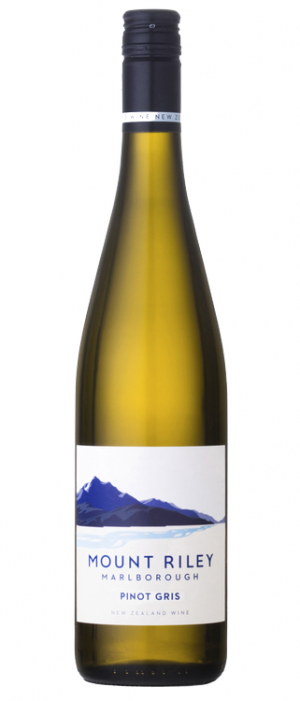 Mount Riley Wines 2016 Pinot Gris (Grigio) | White Wine