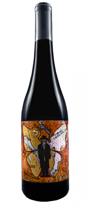 the hatch 'Hobo Series' Gamay 2015 Bottle