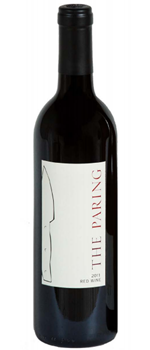Jonata The Paring 2011 Red Bottle
