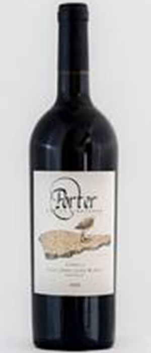 Porter Family Vineyards 2011 Cave Dwellers Blend Bottle