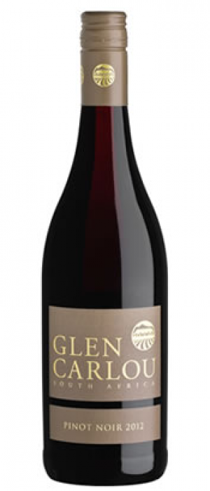 Glen Carlou 2012 Pinot Noir | Red Wine