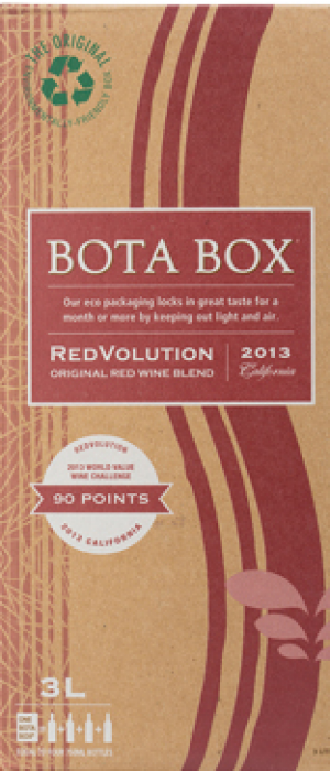 Bota Box RedVolution Bottle
