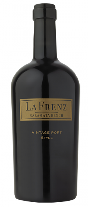 La Frenz 2017 Vintage Port Style Bottle