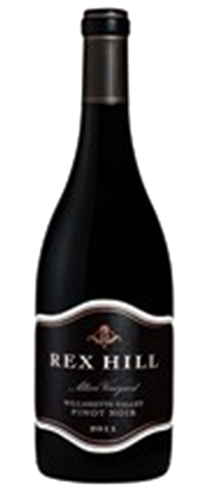 REX HILL Alloro Vineyard Pinot Noir Bottle