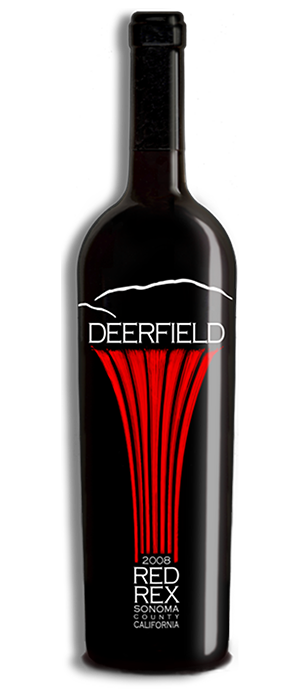 Deerfield Ranch Winery Red Rex 2008 Bottle