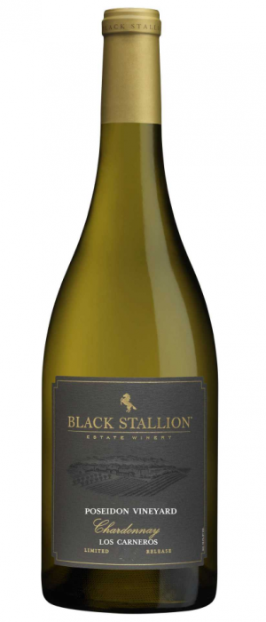 Black Stallion Estate Winery 2016 Poseidon Vineyard Chardonnay Limited Release | White Wine