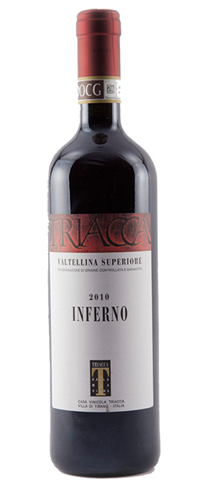 Inferno Bottle