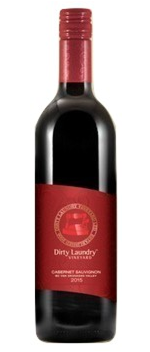 Dirty Laundry Vineyard 2016 Cabernet Sauvignon Bottle