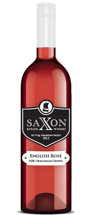 Saxon Estate Winery 2013 Léon Millot blend Bottle