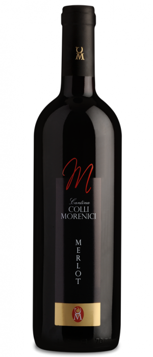 Cantina Colli Morenici Garda DOC Merlot Bottle