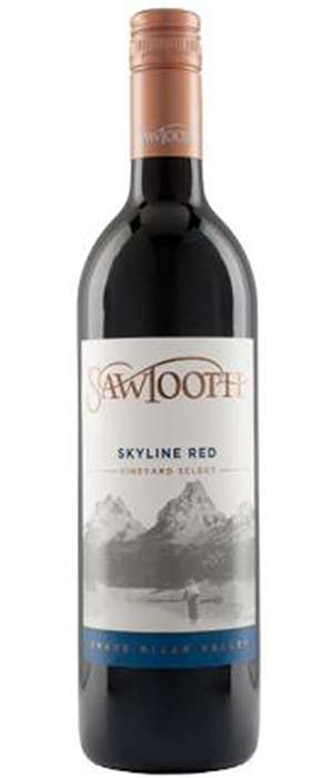 Sawtooth Skyline Red | Red Wine
