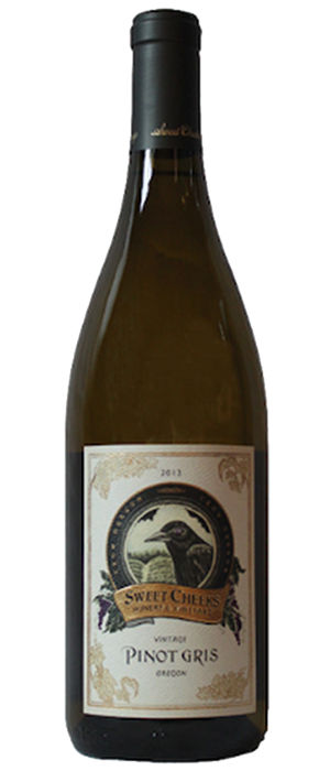 OR Pinot Gris Bottle
