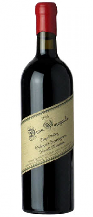 Dunn Vineyards 2008 Cabernet Sauvignon | Red Wine