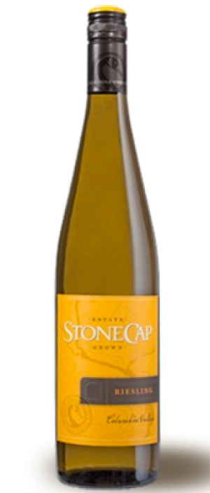 Stonecap 2013 Riesling Bottle