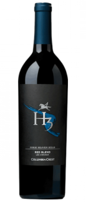 Columbia Crest H3 2013 Les Chevaux Red Blend Bottle
