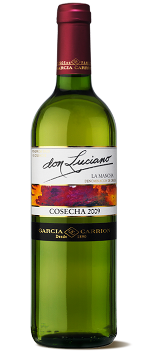 Don Luciano Blanco Cosecha La Mancha Bottle