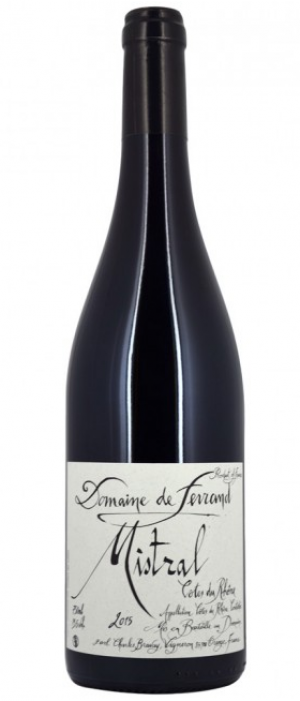 Domaine de Ferrand Mistral 2015 | Red Wine