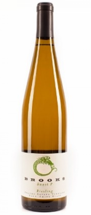 Brooks Sweet P 2013 Riesling Bottle