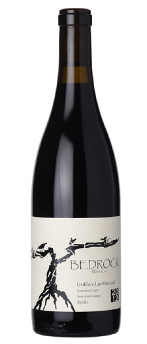 Bedrock Wine Co. 2016 Griffins Lair Syrah | Red Wine