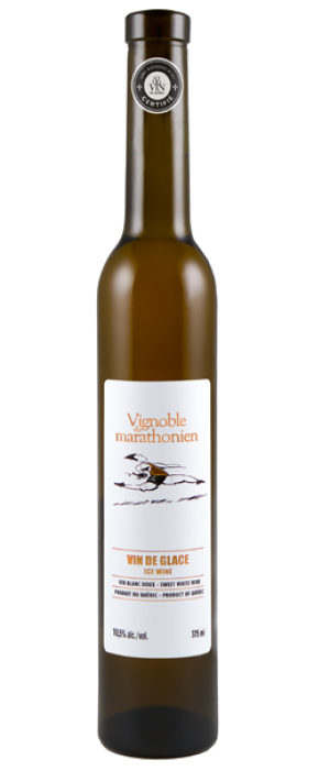 Vignoble du Marathonien Ice Wine Bottle