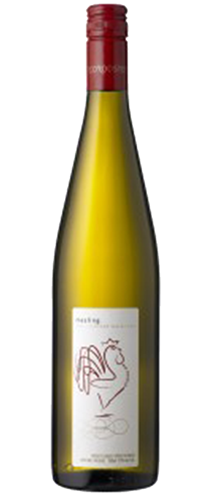 Red Rooster 2012 Riesling Bottle