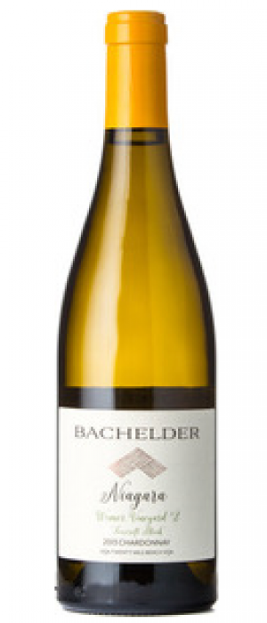 "Bachelder Wismer Vineyard ""Foxcroft Block"" 2013 Chardonnay Bottle"