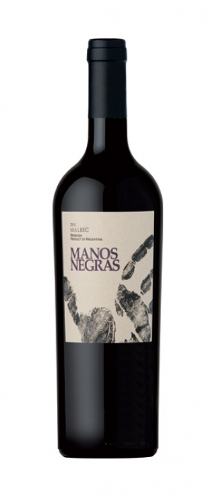 Manos Negras 2012 Malbec Bottle