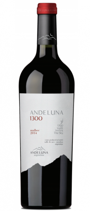 Andeluna 1300 Malbec 2014 | Red Wine
